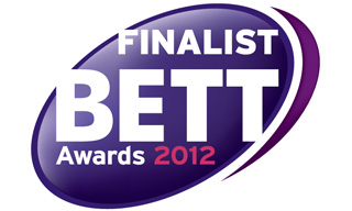 BETT Awards 2012 finalist logo